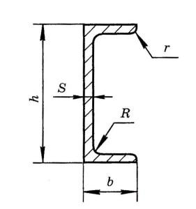 Швеллер вес погонного метра таблица